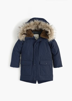 J.Crew Boys' fishtail parka