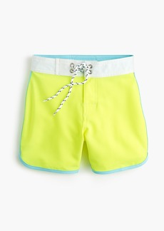 J.Crew Boys' Greenlines® Glide board short