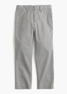 J.Crew Boys' lightweight chino pant in slim fit