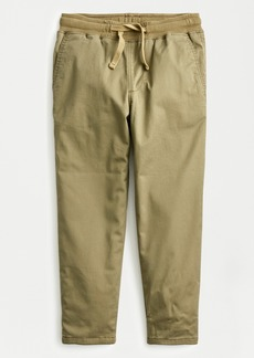 J.Crew Boys' lined stretch chino pull-on pant