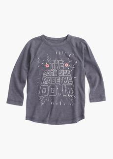 J.Crew Boys' long-sleeve Star Wars™ for crewcuts dark side T-shirt