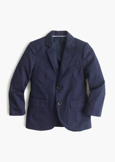 J.Crew Boys' Ludlow suit jacket in Italian chino