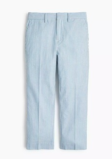 J.Crew Boys' Ludlow suit pant in seersucker