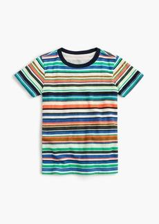 J.Crew Boys' mixed-stripe T-shirt