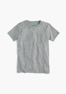 J.Crew Boys' pocket T-shirt in the softest jersey