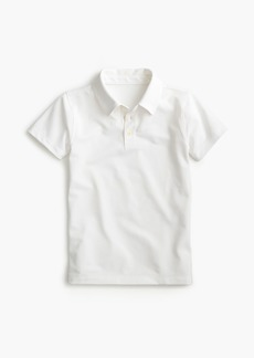 J.Crew Boys' short-sleeve tech polo shirt