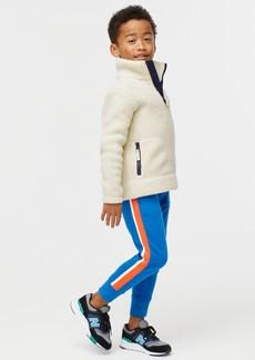 J.Crew Boys' slim-fit sweatpant with side stripe