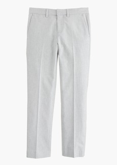 J.Crew Boys' slim Ludlow suit pant in oxford cloth