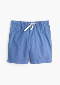 J.Crew Boys' stretch dock short in chino