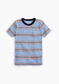 J.Crew Boys' striped T-shirt in the softest jersey
