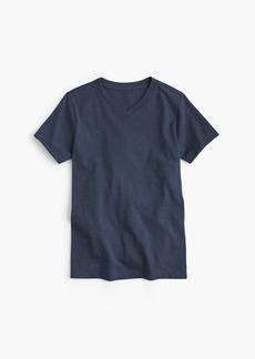 J.Crew Boys' V-neck T-shirt in slub cotton
