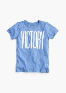 """J.Crew Boys' """"victory"""" T-shirt"""