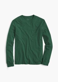 J.Crew Broken-in long-sleeve T-shirt