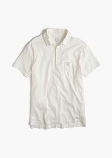 J.Crew Broken-in pocket polo shirt