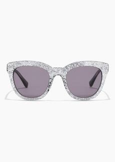 J.Crew Cabana oversized sunglasses