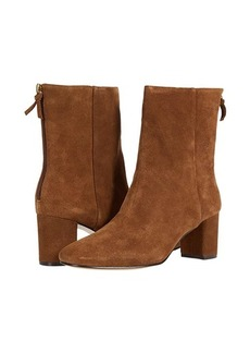 J.Crew Calf Suede Minimal Mckay Ankle Boot