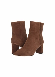 J.Crew Calf Suede Pointy Toe Maya Boot