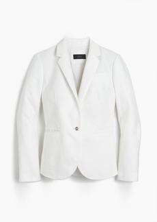 J.Crew Campbell blazer in linen