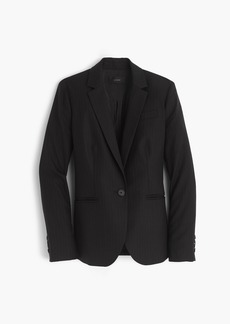 J.Crew Campbell blazer in pinstripe Super 120s wool