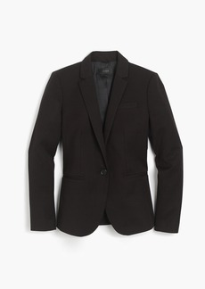 J.Crew Campbell blazer in two-way stretch cotton