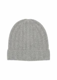 J.Crew Cashmere Mixed Rib Hat