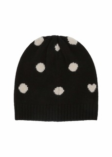 J.Crew Cashmere Novelty Dot Hat