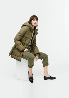 J.Crew Chateau puffer jacket with PrimaLoft®