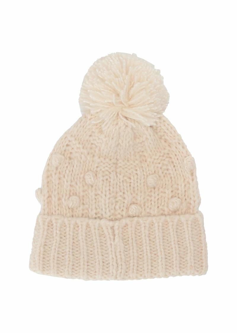 J.Crew Chunky Alpaca Bobble Hat