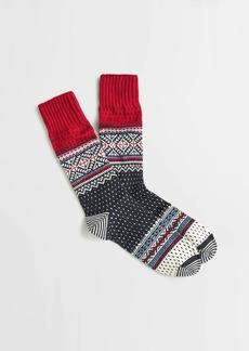 J.Crew Chup™ Genser socks