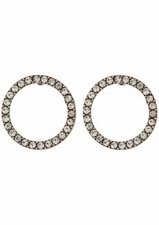 J.Crew Circle Wonder Post Earrings