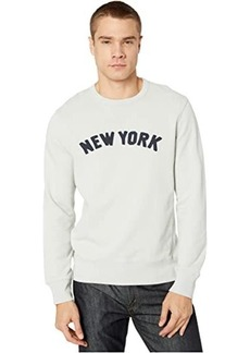 J.Crew Classic French Terry New York Graphic Sweatshirt