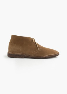 J.Crew Classic MacAlister boots in suede
