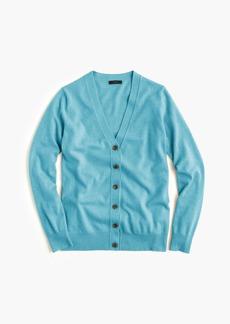 J.Crew Classic V-neck cardigan sweater