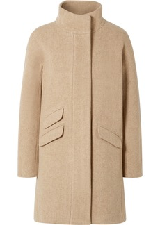 J.Crew Cocoon Wool-blend Coat