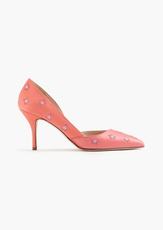 Colette d'Orsay pumps in embellished satin