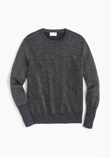 J.Crew Collection double-knit sparkly sweater