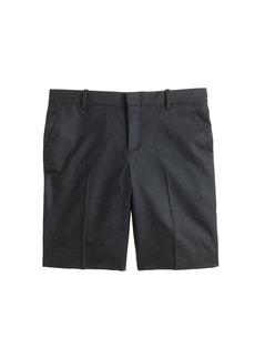 J.Crew Collection wool bermuda short