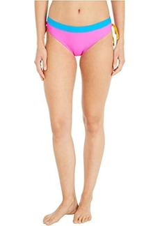 J.Crew Color-Blocked Surf Hipster with Side Tie