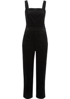 J.Crew Cotton-blend Velvet Jumpsuit