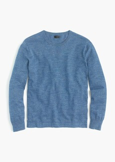 J.Crew Cotton crewneck sweater