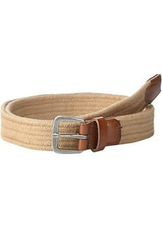J.Crew Cotton Fishtail Braided Belt