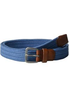 J.Crew Cotton Fishtail Braided Belt