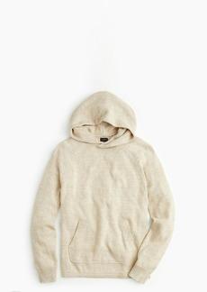 J.Crew Cotton-wool sweater hoodie