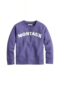 J.Crew Crew Neck Pullover (Toddler/Little Kids/Big Kids)