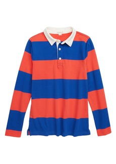 crewcuts by J.Crew 1984 Rugby Shirt (Toddler Boys, Little Boys & Big Boys)