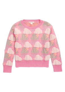 crewcuts by J.Crew Alana Storms Sweater (Toddler Girls, Little Girls & Big Girls)