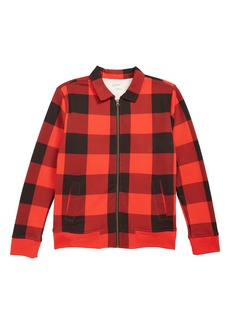 crewcuts by J.Crew Buffalo Check Fleece Lined Jacket (Toddler Boys, Little Boys & Big Boys)