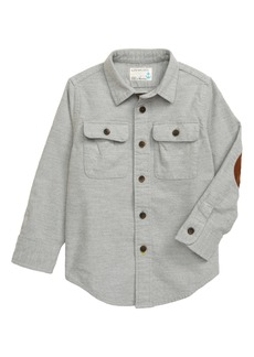 crewcuts by J.Crew Button-Up Chamois Shirt (Toddler Boys, Little Boys & Big Boys)