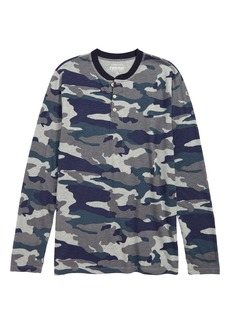 crewcuts by J.Crew Camo Henley (Toddler Boys, Little Boys & Big Boys)