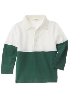 Crewcuts By J.Crew Colorblock Rugby Shirt